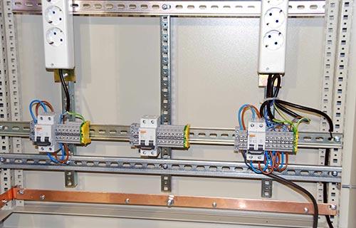 Montajes eléctricos